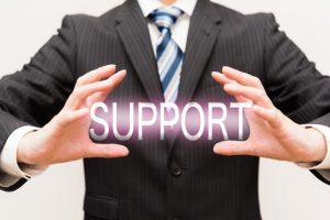 独立開業をサポート